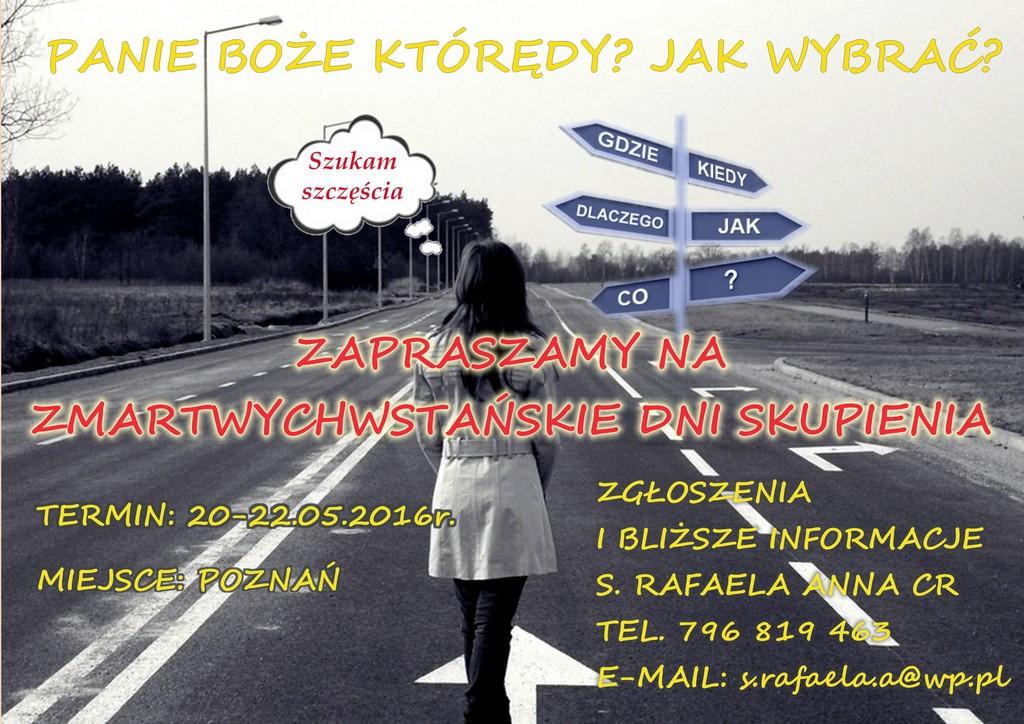 plakat- Poznań